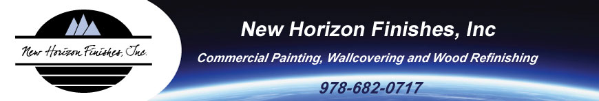 commerical painter massachusetts - New Horizon Finsihes